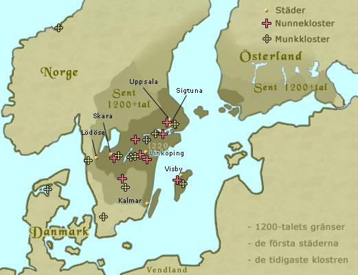 karta danmark sverige Karta över Sverige karta danmark sverige